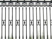 家装小知识 铸铁栏防护栏施工工艺浅解