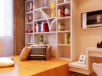 阳台和客厅的绝佳过渡 客厅榻榻米的设计方法