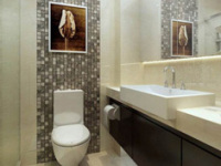 卫浴空间该如何分配?四招教你设计卫浴
