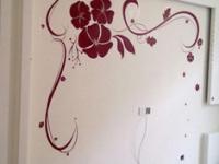 家居创意如何体现?创意手绘墙的设计方法
