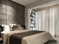 三种卧室地毯的铺装方式  总有一款适合你