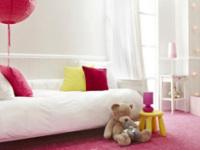 舒适安全的儿童房设计 儿童房地毯的选择技巧