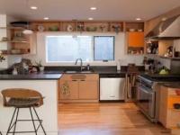小户型的厨房收纳就该这样装,创意好到爆!