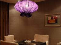 中式风格特色布艺灯饰,这种灯你见过吗?