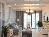 蔚蓝色的浪漫情怀 12图地中海风格客厅
