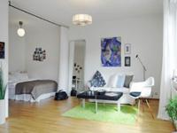 小空间不输大面积 44平小户型公寓好温馨