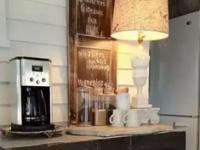 一平米的空间可以干嘛? 打造咖啡屋!