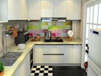 厨房装修案例精选  你家厨房也可以美美哒