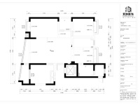 绿洲嘉园·三室两厅  美式  半包13.5万