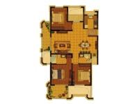 东璟家园·两室两厅  简约  半包12万