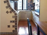 厨房不装门竟会是这样,简直是小户型的救星!
