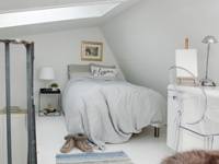 小户型装修的福音  八招教您搞定6平方卧室装修