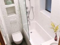 面积不再是限制  10款小户型卫生间装修设计案例精选