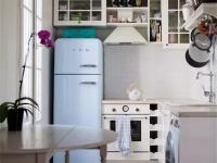再小的房子也能拥有好看又实用的厨房!