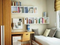 小户型业主看过来  8个精美小卧室装修案例推荐