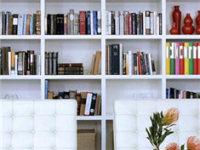 哇!城会玩:看这些家居空间如何变成书架!