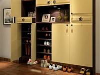 实惠又方便:打造玄关鞋柜的3大方案