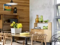 用木头装饰一个家,温馨指数上升30%
