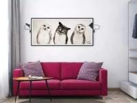 99%的人都不知道,挂画是最有个性的墙面装饰
