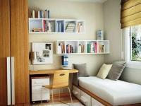 空间小布置巧8个小卧室设计方案!