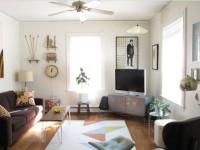 欧式风格浮雕电视背景墙设计 增强家居魅力