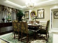 古典美式风格家装设计 优雅又舒适