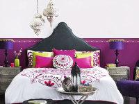 8款异域东南亚风格卧室效果图