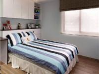掌握9点小卧室设计技巧,小卧室也能有大视野