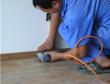 装修福利三:踢脚线的安装
