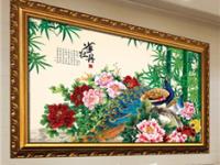就是这么美:客厅挂画的讲究与风水禁忌