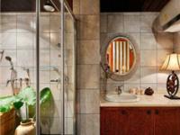 6款绿植来装饰,浴室环保又清新