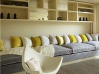 夏季客厅沙发搭配,这样配美美的!