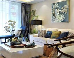 小户型客厅的设计  简约但不简单