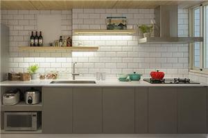 装修小贴士:小户型厨房装修技巧详解