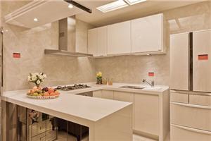 这样做小户型厨房收纳超省空间!