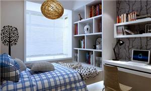 收纳技巧:小户型卧室也能拥有大