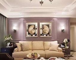 风水小百科:手绘沙发背景墙的风水禁忌