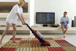 地毯清洁方法 轻松搞定地毯清洁