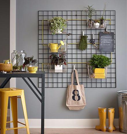 简单易学的墙面装逼指南,6种方法教你改变毫无特点的墙面!