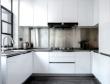 墙砖这样选,厨房美观又好清理!