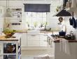 干净+清爽+整齐,开放式厨房高颜值典范