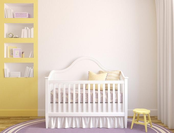 婴儿房装修4大注意事项