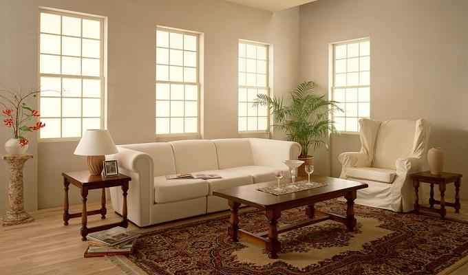 家里是复式楼的朋友注意啦,复式楼客厅风水该这样布置!