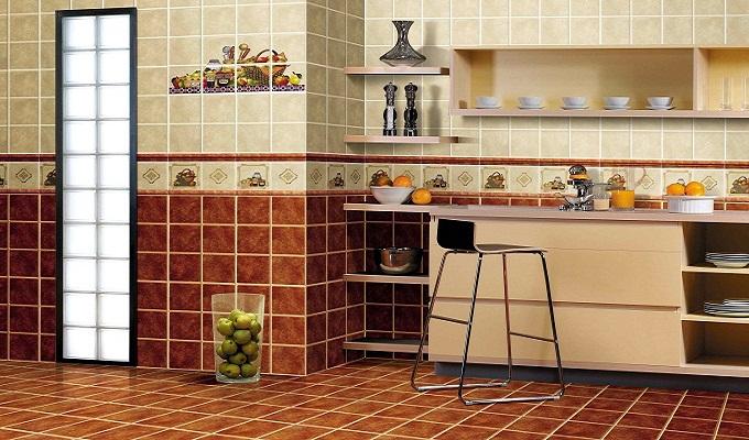 厨房装修瓷砖怎么选?