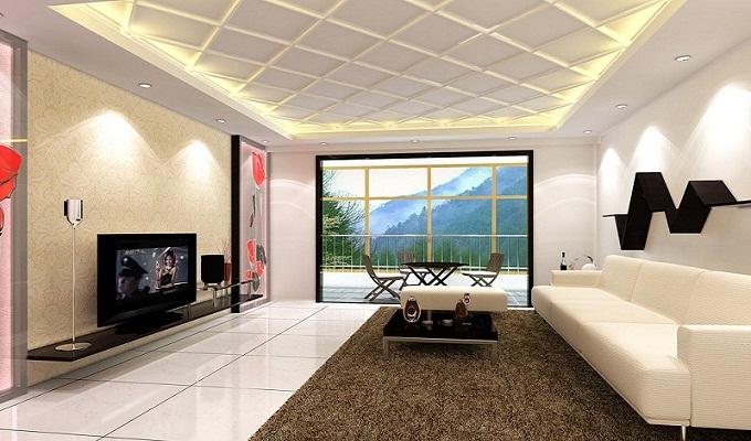 客厅电视背景墙安装要注意什么?