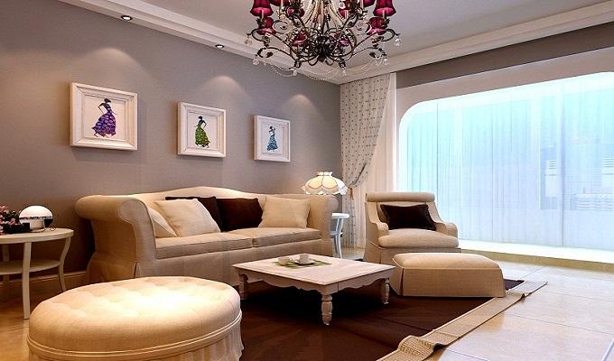 怎样设计你的客厅