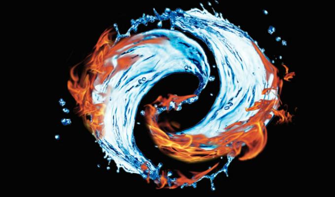 """""""水""""与""""火""""也可以相处融洽——厨房卫生间装修的风水问题"""