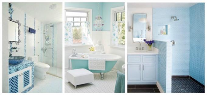 卫生间风水之颜色选择,选出一款适合的颜色