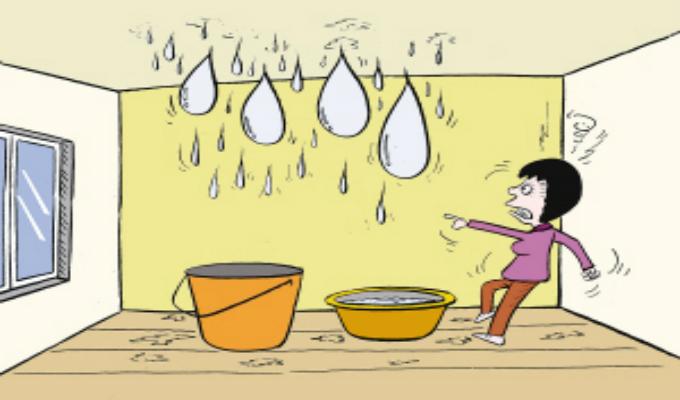 卫生间漏水的时候有没有发现家里也在漏财?