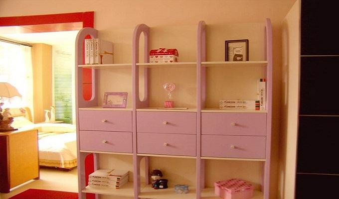 儿童衣柜用什么颜色?